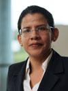 Ángela Vega : Jefe de Estadística