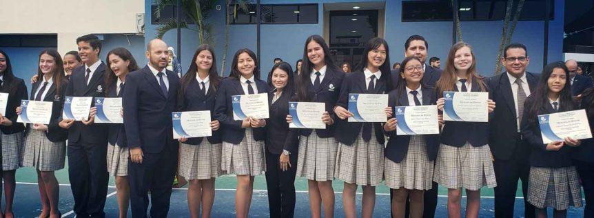 Reconocimiento al Mérito Estudiantil